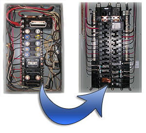 Electric Panel Upgrade Service in Sun City AZ