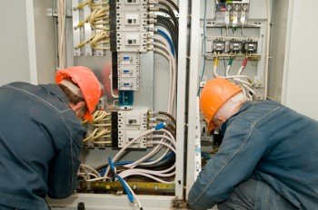Sun City Electrical installation services and repairs