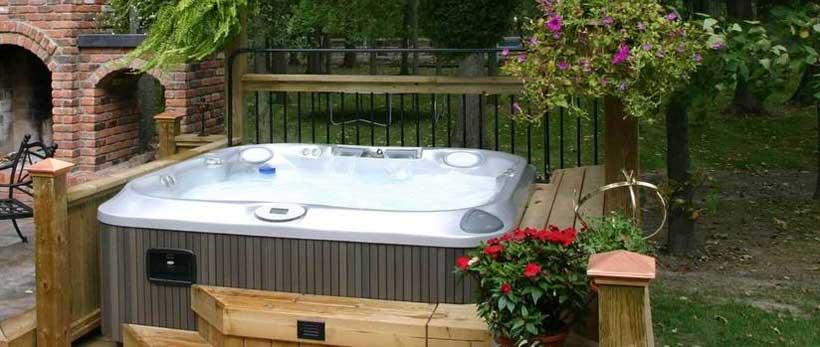 Sun City AZ Hot Tub Electrical Installation